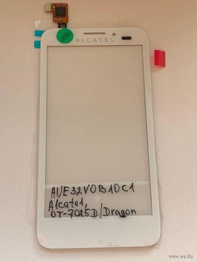Сенсор Alcatel OT-7025D