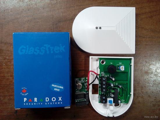 Датчик на разбитие стекла (частота 433 мГц)