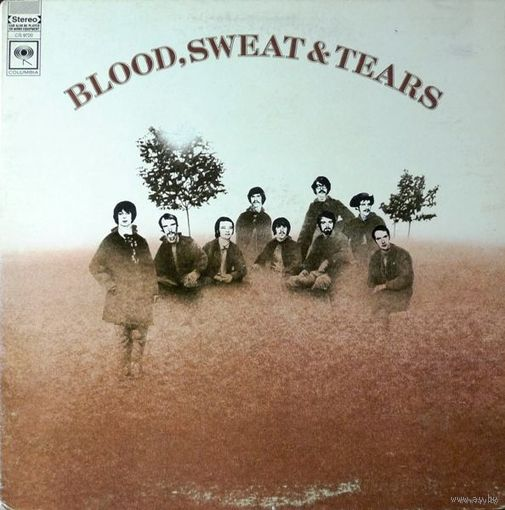 Blood, Sweat And Tears - Blood, Sweat And Tears - LP - 1969