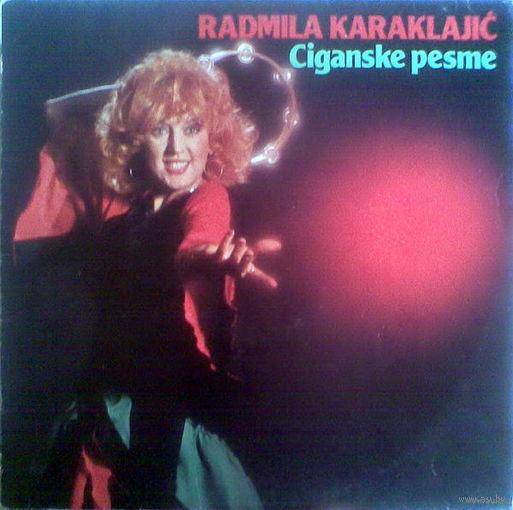 LP Radmila Karaklaji'c - Ciganske Pesme