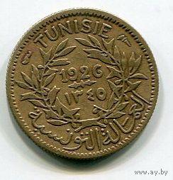 ТУНИС - 50 САНТИМ 1926
