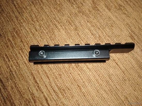 Планка переходная ласточкин хвост - Weaver
