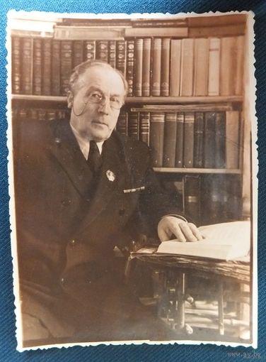 В. Владомирский  автограф 1952