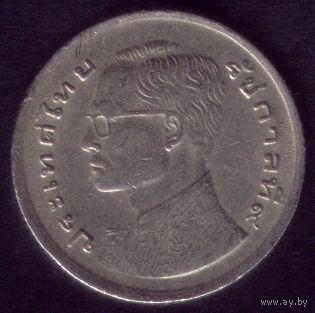 1 Бат 1976 год Тайланд