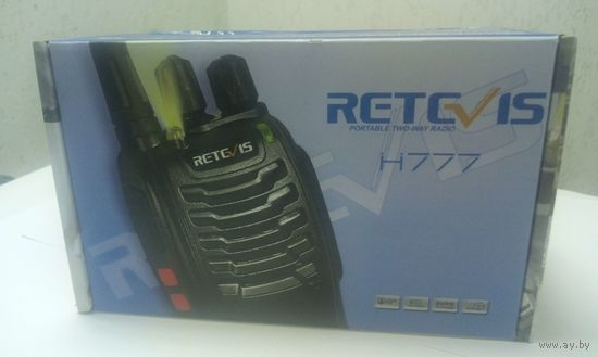 Радиостанция RETEVIS H777 (H-777) аналог Baofeng bf-888