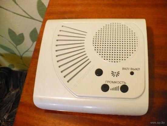 Приёмник радиовещательный Мэта 212.