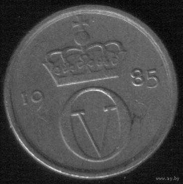 10 эре 1985 год Норвегия
