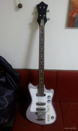 Бас гитара Борисов Бас