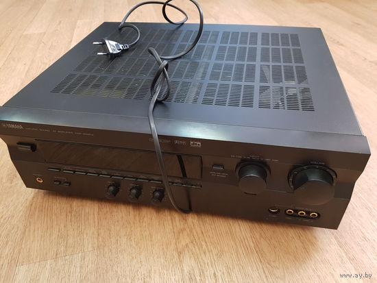 Усилитель Yamaha DSP-A595a (В работу)