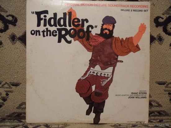 Разные исполнители - Скрипач на крыше ( Fiddler on the roof ) - Звуковые дорожки к/фильма - United Artists, USA - 2 пл-ки