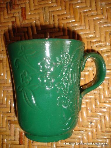 Чашка чайная декоративная СССР 80-е гг