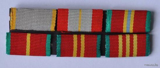 Планки для медалей