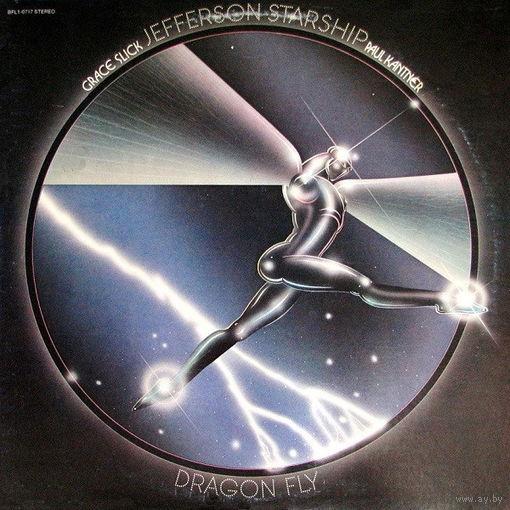 Jefferson Starship - Dragon Fly - LP - 1974