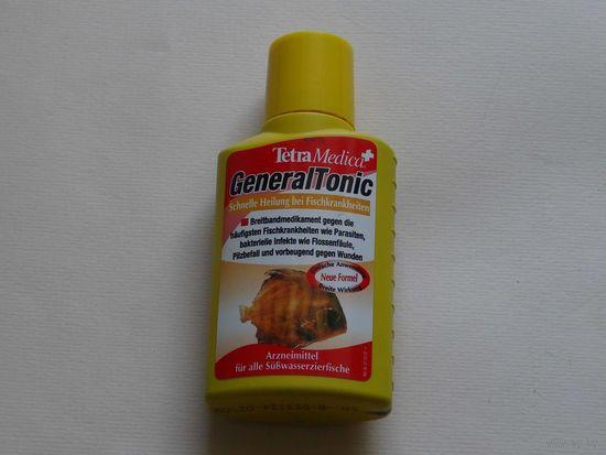 GeneralTonic от болезней и паразитов, около 45 мл., начатая бутылка